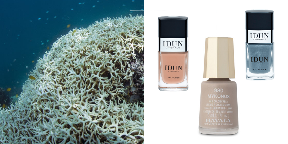 Dead Coral går i blågrått, beige, gråhvit, gråbeige nyanser og kommer for fullt som farge i interiør, negler, mote 2020