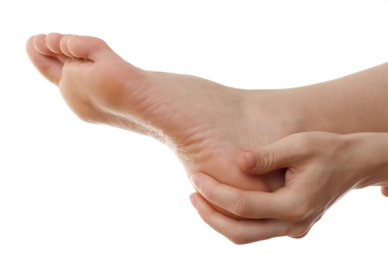 smerter i hælen - hvordan behandle